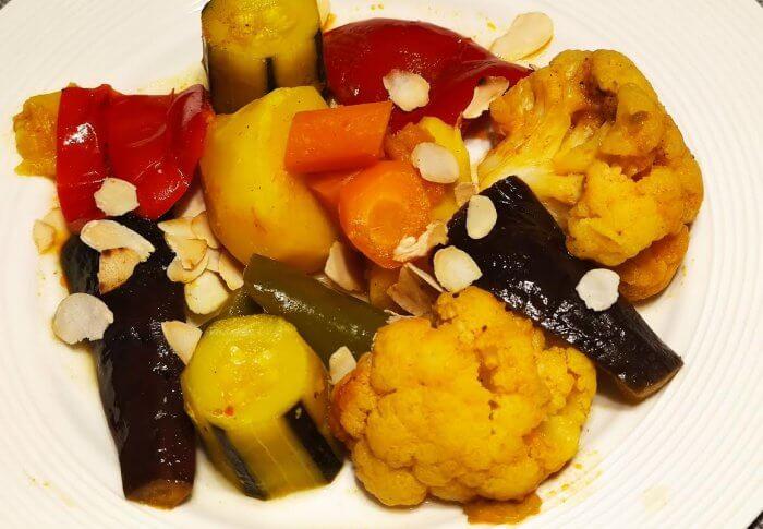 Tagine de légumes