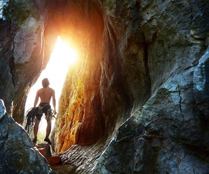 Caving in Bulgaria