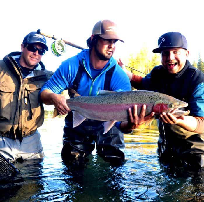 Steelhead Fishing BC