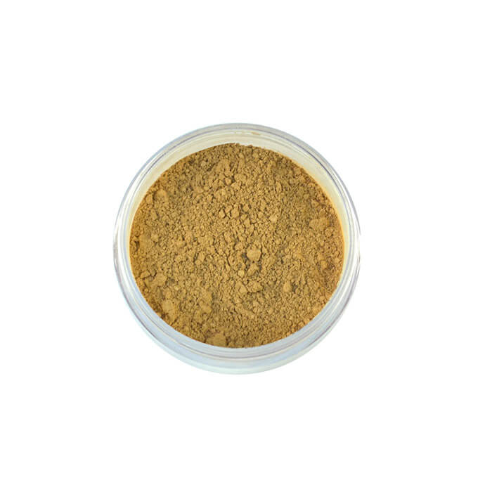 Mineral foundation powder