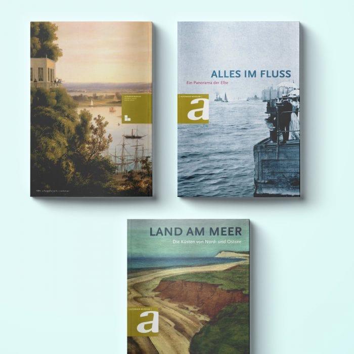 Buchgestaltung, Layout und Satz, orangerie-grafikdesign