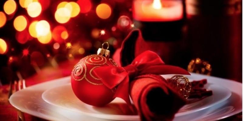 Rondvaart met kerstbuffet
