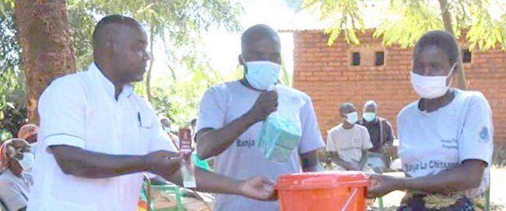 Covid-krise i Malawi