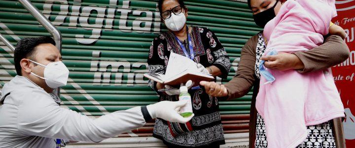 Enorm innsats for de mest sårbare i Nepal
