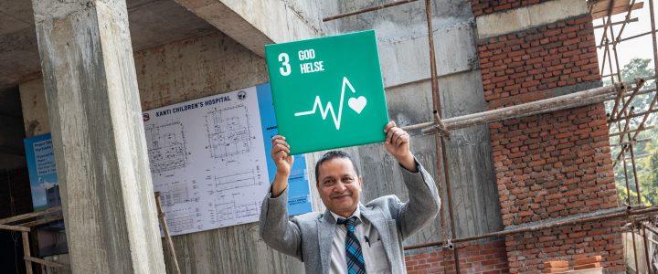 Gjør opp status for bærekraftsmålene