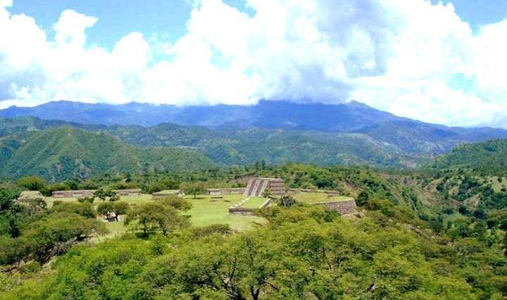 Sitio Maya de Mixco Viejo