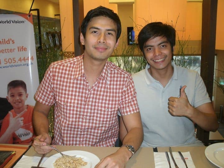 World Vision with Christian Bautista