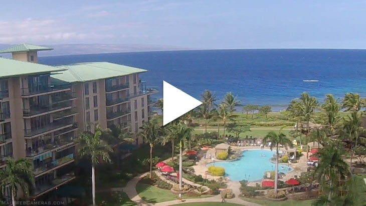 Honua Kai webcam