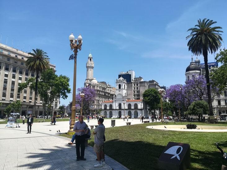 El Cabildo a witness of Argentina's History