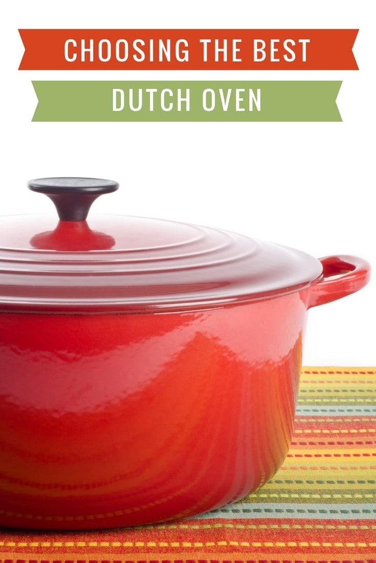 Choosing the Best Dutch Oven