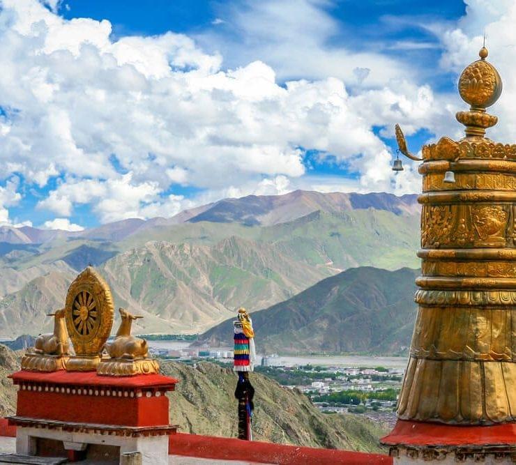 Tibet Lhasa Overland Tour