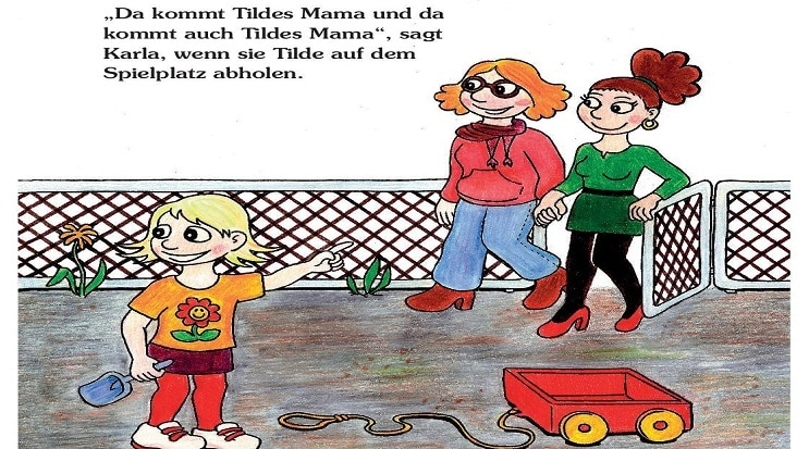 Buchprojekt Karlas Mama