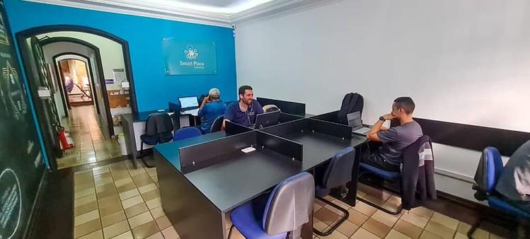 Smart Place Coworking - Sala Rotativa