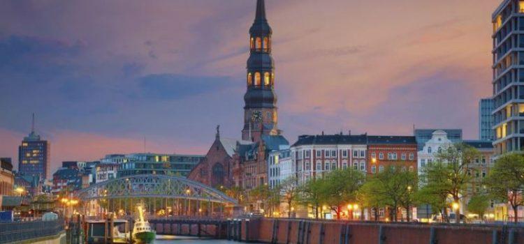 Путешествие в Гамбург