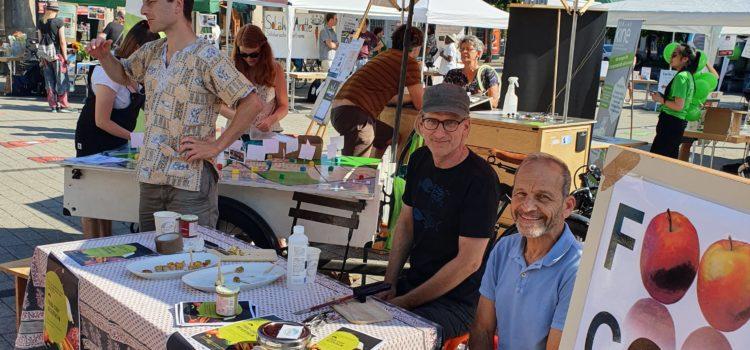 Die Food Coop auf der Gemeinwohlökonomie-Messe