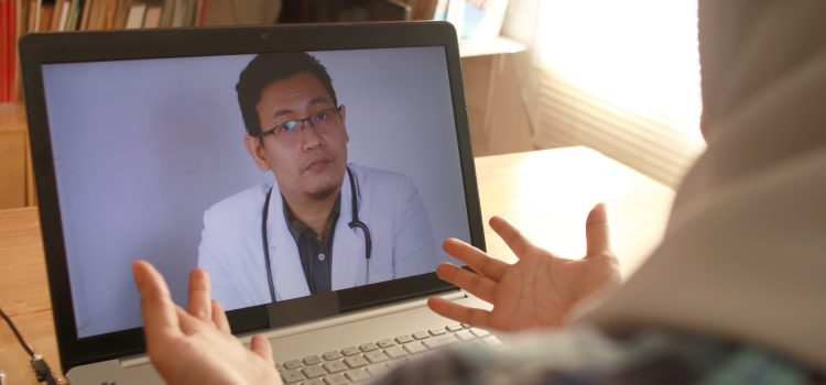 Is the Pandemic Telehealth Boom About to Go Bust?
