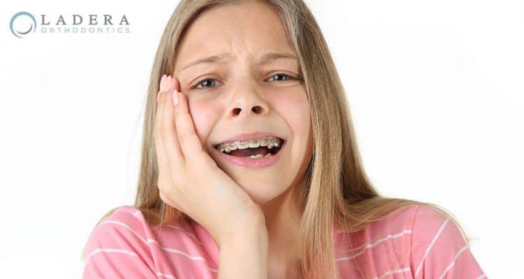 braces discomfort