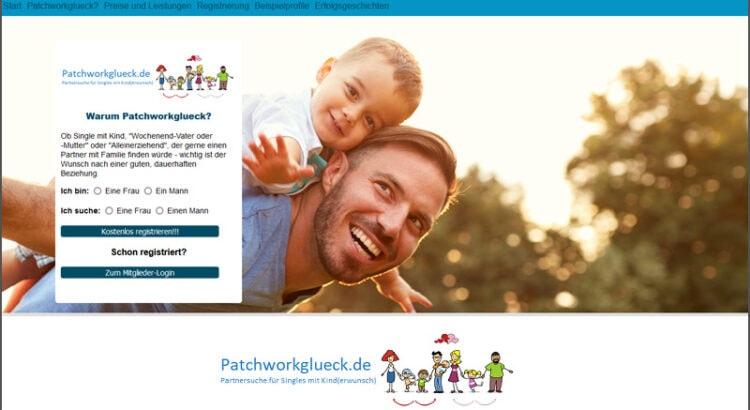 Patchworkglück - Singlebörse