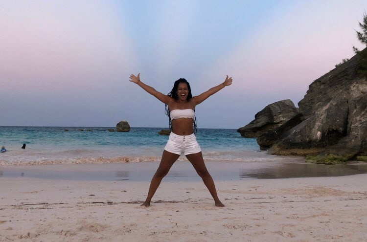 Guyanese Woman