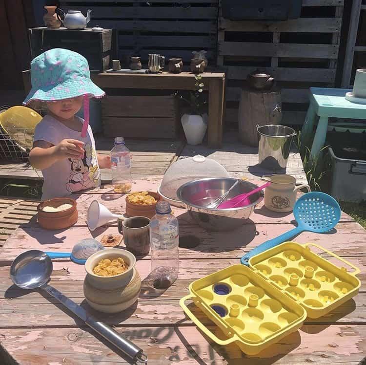 toddler sensory play home