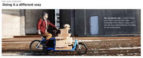 Ikea Value prop