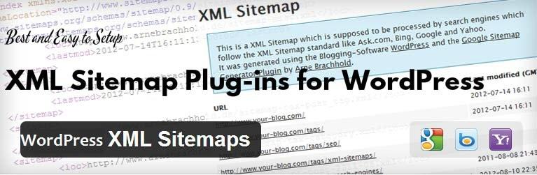 WordPress XML Sitemap Plugins
