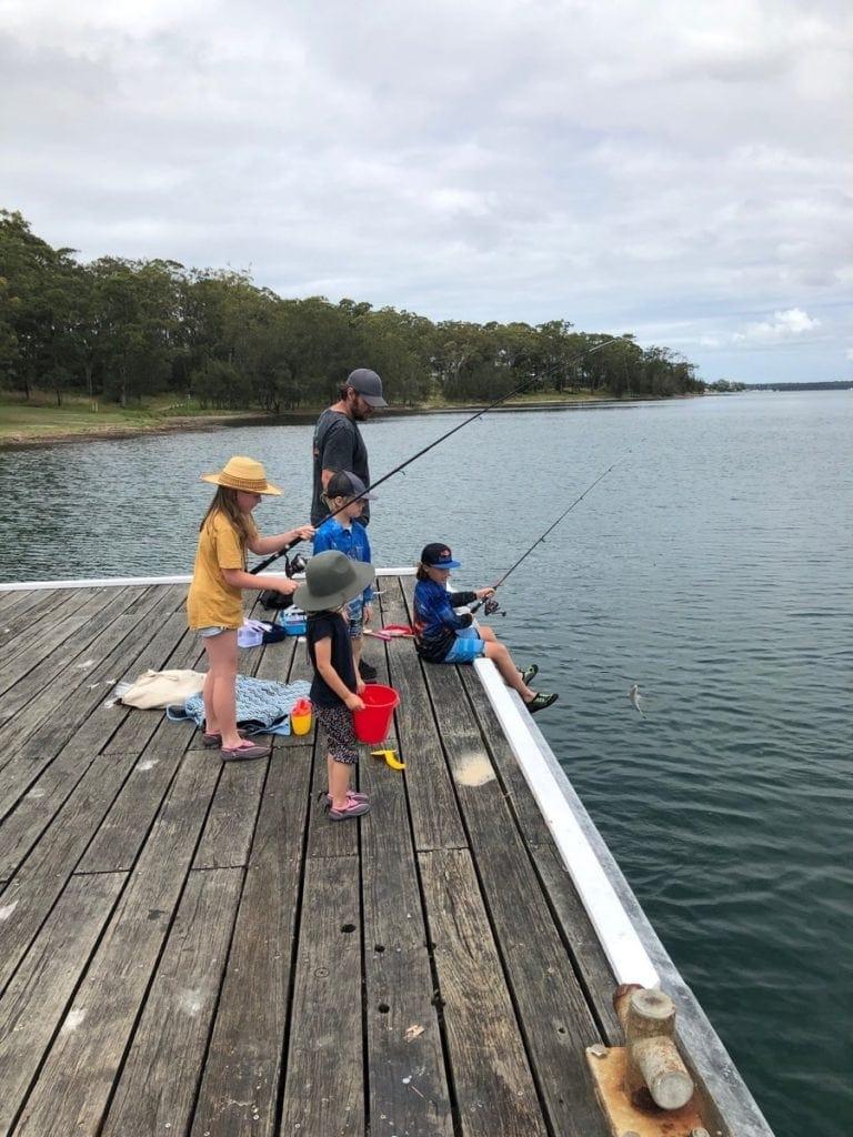 Murrays Beach Lake Macquarie