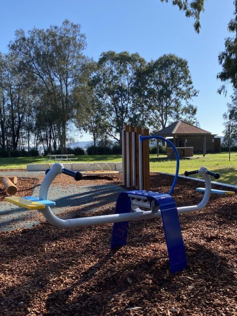 Bennett Park Playground Valentine