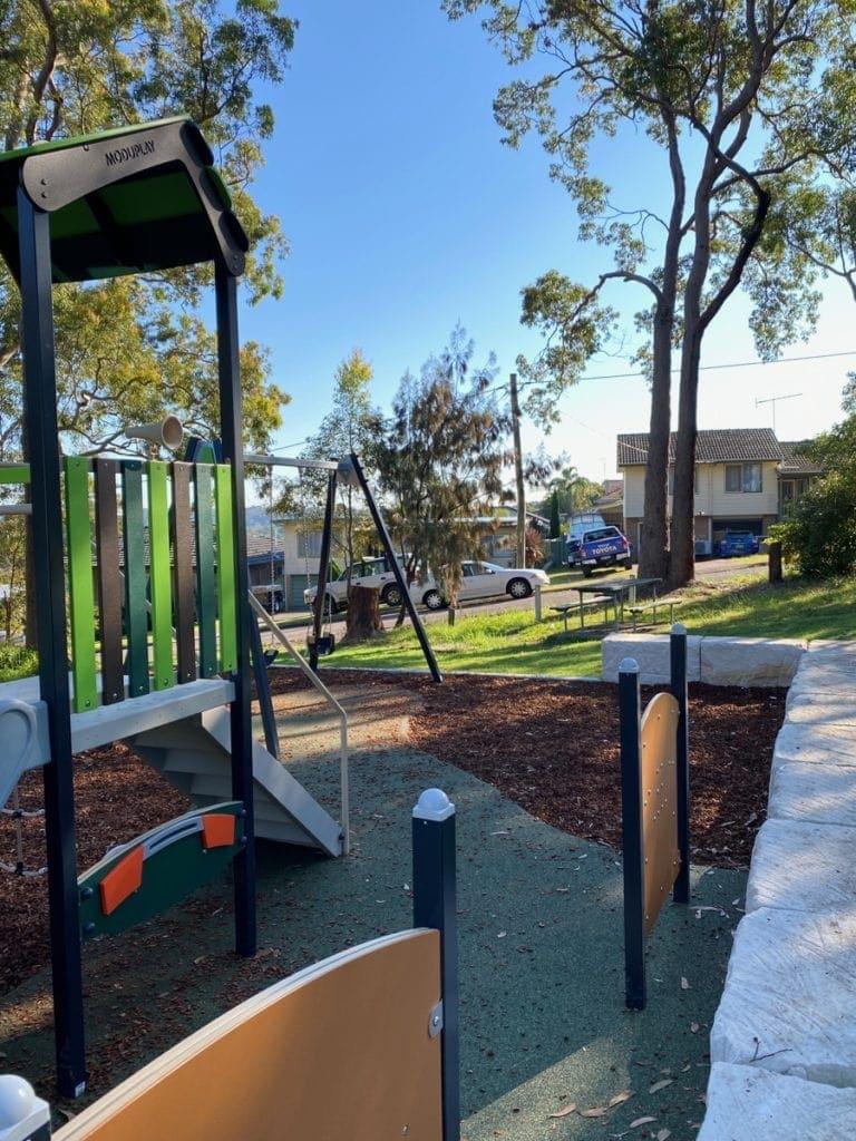 Tingira Heights Playground