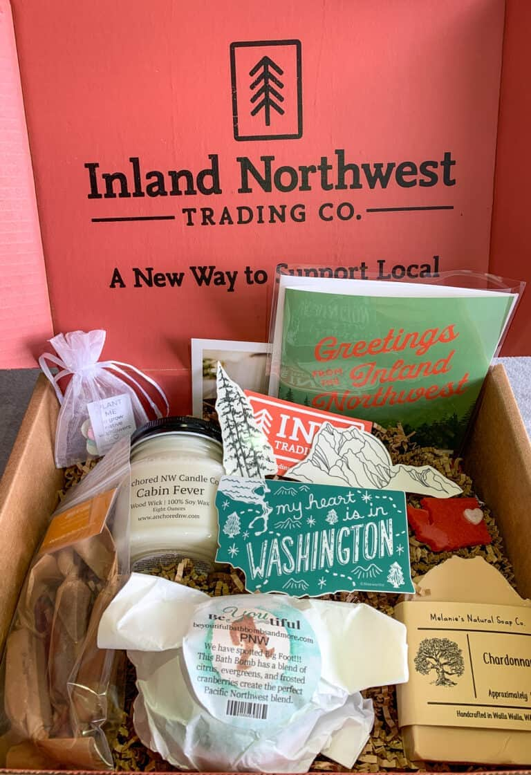 Our Review of the First Inland Northwest Subscription Box