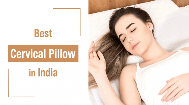 Best Cervical Pillows in India