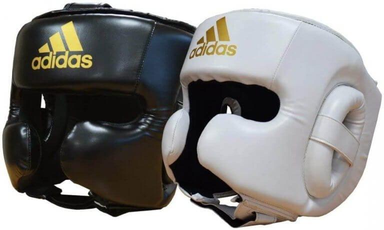 adidas Speed Sparring Casque d'entraînement de boxe