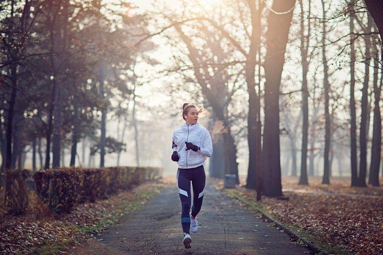 В какое время суток лучше бегать?