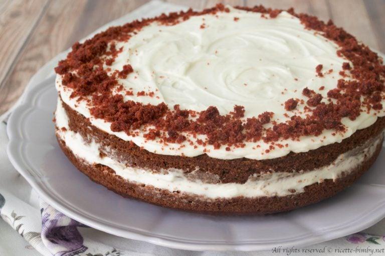 Red Velvet Cake Bimby
