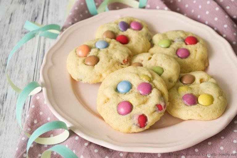 M&M's cookies Bimby
