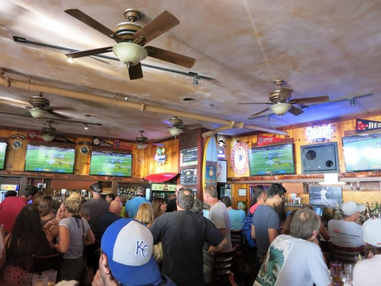 The Best Sports Bars in Spokane
