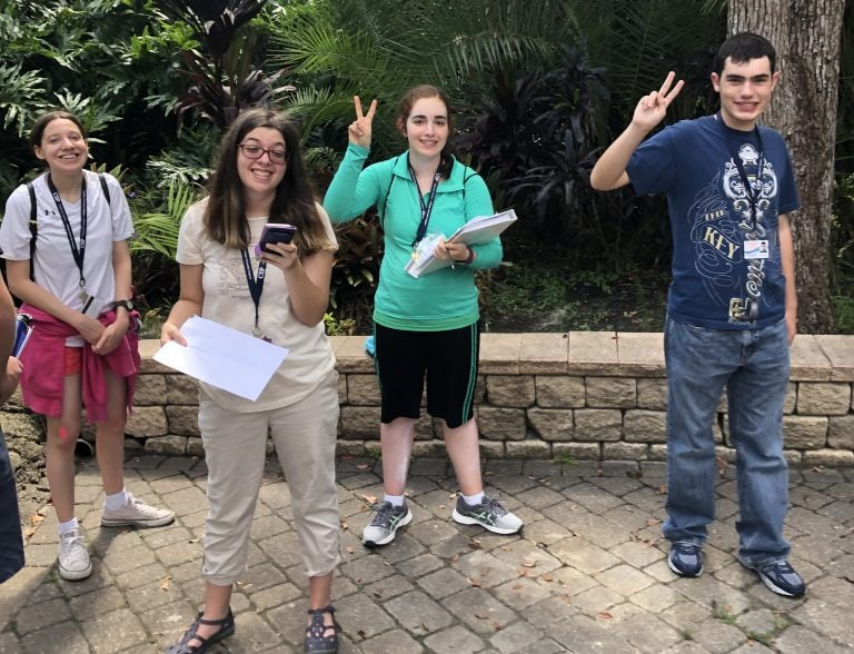 autism transition program   SummerCIP students 2019