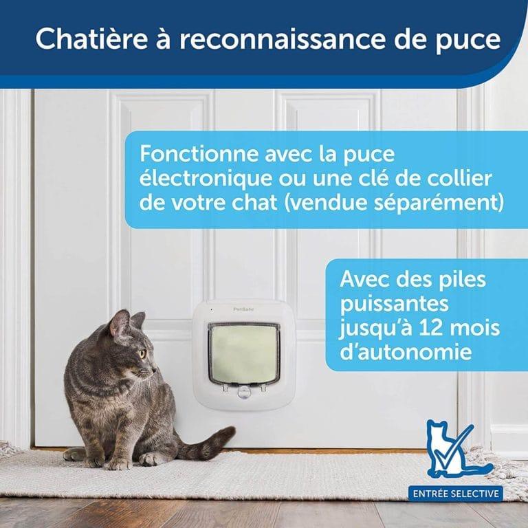 chatière a reconnaissance de puce (1)