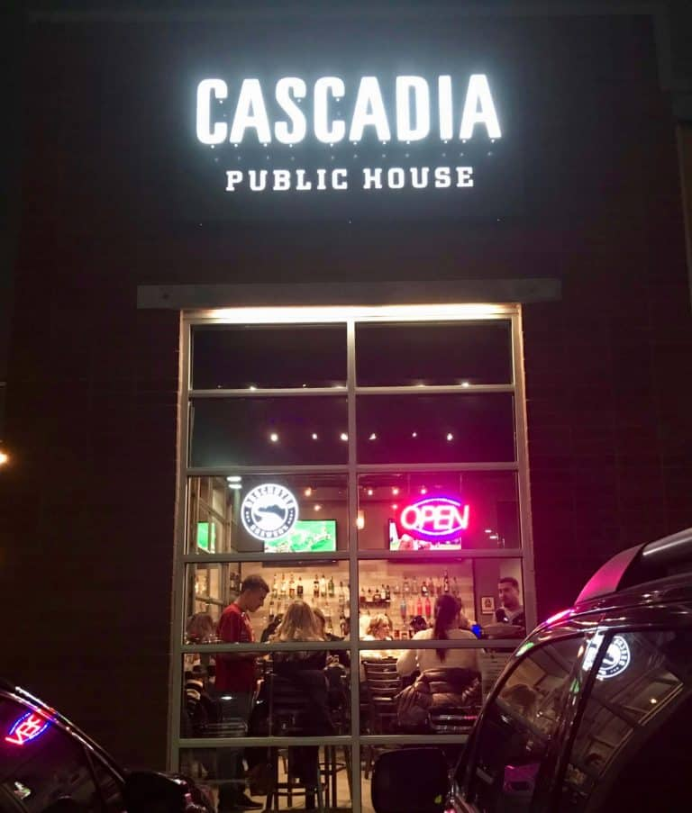 Cascadia Public House: A Win for Vegetarians and Meat Eaters!
