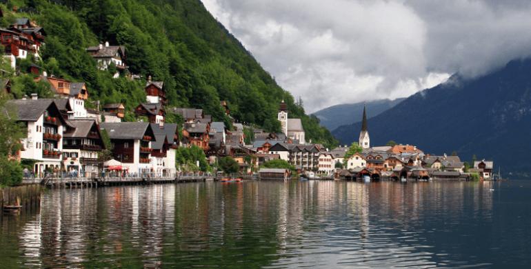 Гальштат Австрия