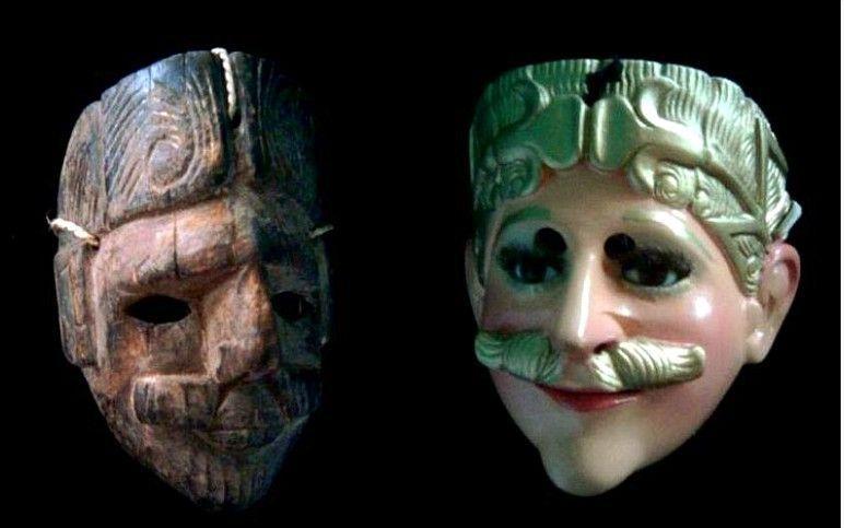 Museo Mascaras Ceremoniales Chichicastenango