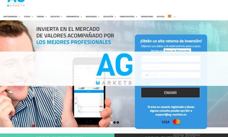 AG Markets reseña