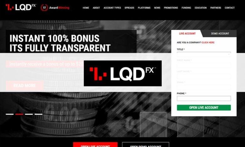 LQD Limited reseña