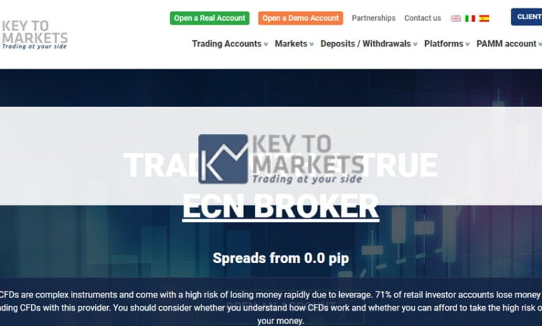 Key to markets - KTM