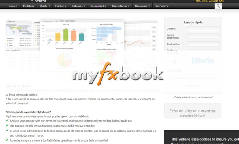 Myfxbook