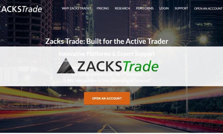 Zacks Trade