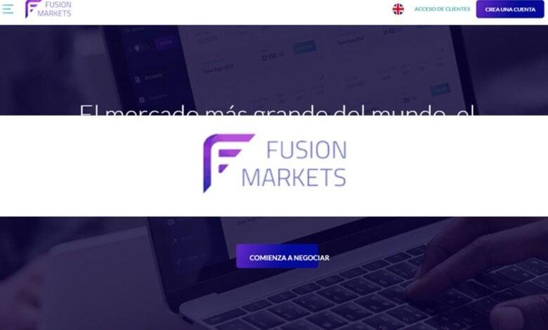 fusionmarkets