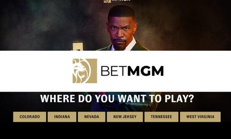 BetMGM Casino NJ
