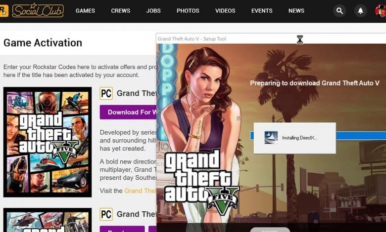 How to Fix Issues Installing or Playing GTAV Due to a Windows User Account Name Error