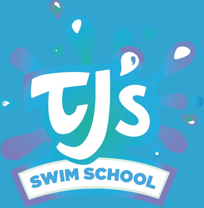 TJ's Swim School logo